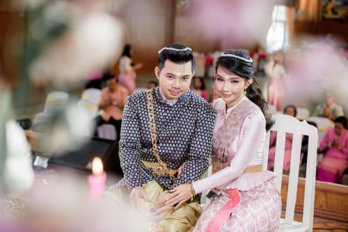 Wedding Kritiyanee & Teerachai