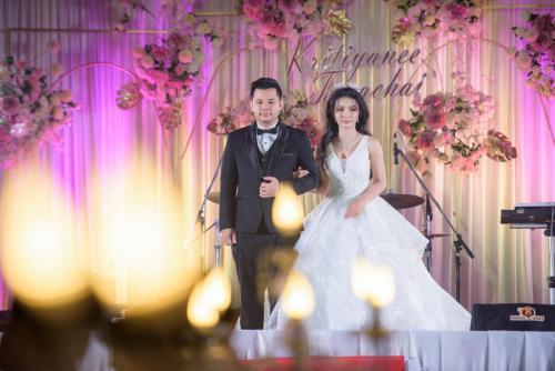 Wedding K & T